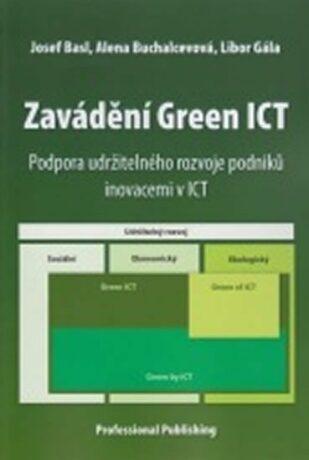 Zavádění Green ICT - kolektiv autorů