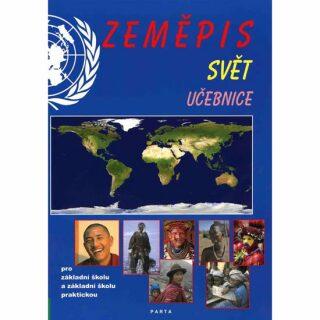 Zeměpis Svět - Učebnice pro 2. stupeň ZŠ a ZŠ praktické - František Kortus