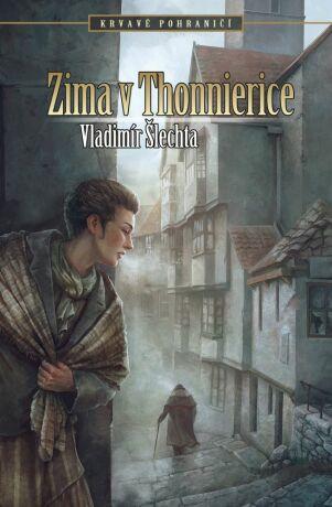 Zima v Thonnierice - Vladimír Šlechta