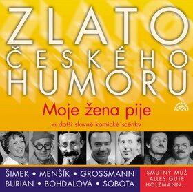 Zlato českého humoru - CD - Kolektiv
