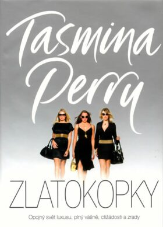 Zlatokopky - Tasmina Perry