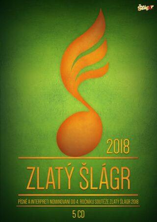 Zlatý Šlágr 4. ročník - Nominace - audiokniha