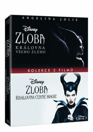 Zloba kolekce 1.+2. - Blu-ray