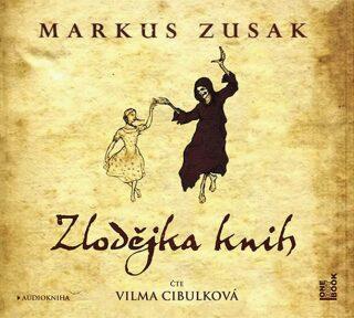 Zlodějka knih - Markus Zusak