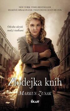 Zlodejka kníh - Markus Zusak