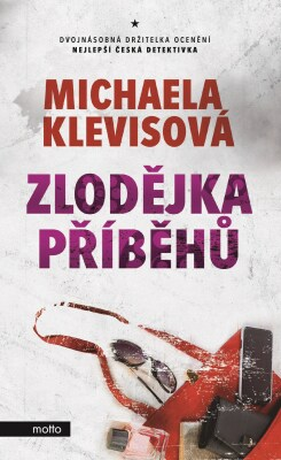 Zlodějka příběhů - Michaela Klevisová