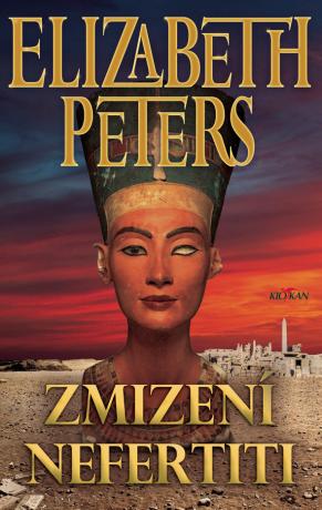 Zmizení Nefertiti - Elizabeth Peters