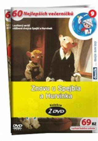 Znovu u Spejbla a Hurvínka - kolekce 2 DVD