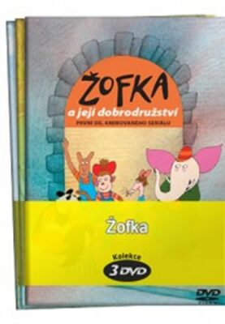 Žofka - kolekce 2 DVD - Miloš Macourek