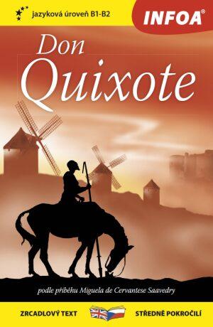 Zrcadlová četba - Don Quixote - Miguel de Cervantes y Saavedra
