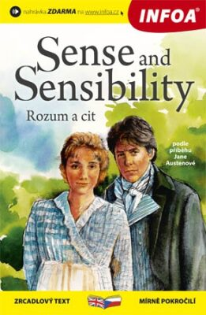 Zrcadlová četba - Sense and Sensibility (Rozum a cit) - Jane Austenová