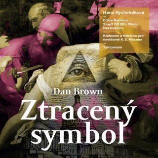 Ztracený symbol - Dan Brown - audiokniha