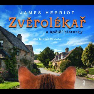 Zvěrolékař a kočičí historky - James Herriot - audiokniha