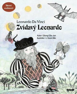 Zvídavý Leonardo - Dže-Jun Džong