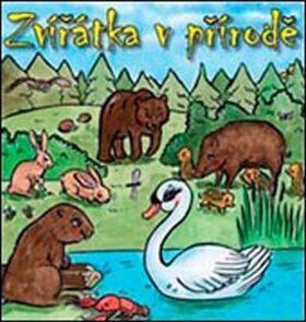 Zvířátka v přírodě - Zuzana Baláková