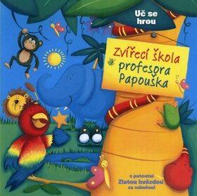 Zvířecí škola profesora papouška - Brenda Apsleyová, Sarah Pittová