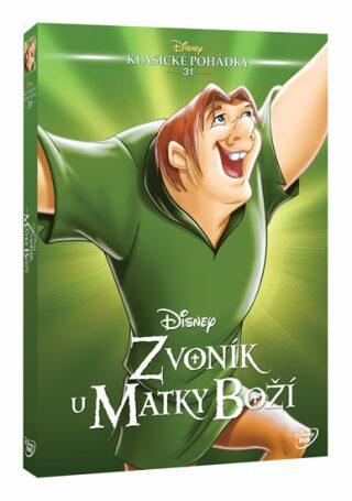 Zvoník u Matky Boží - Edice Disney klasické pohádky - DVD