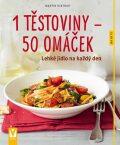 1 těstoviny 50 omáček - Martin Kintrup