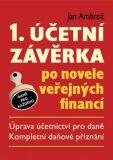 1. účetní závěrka po novele veřejných financí - Jan Ambrož