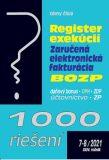 1000 riešení 7-8/2021– Register exekúcií, zaručená elektronická fakturácia, BOZP - Poradca