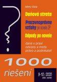 1000 riešení 9-10/2020  – Daňová strata, Odpady po novele, Pracovnoprávne vzťahy -