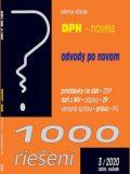 1000 riešení DPH - novela, odvody po novom -