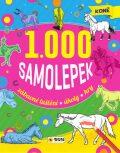 1000 samolepek koně - Kolektiv