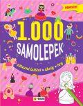 1000 samolepek princezny - Kolektiv