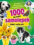 1000 super samolepek pro holky - Eva Brožová