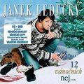 12 Vánočních nej ...CD+DVD - Janek Ledecký