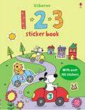 123 Sticker Book - Sam Taplin