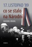 17. listopad '89 – co se stalo na Národní - Radomil Hradil