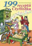 199 receptů Čtyřlístku - Jaroslav Němeček, ...
