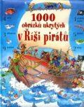 1000 obrázků ukrytých v Říši pirátů - Rob Lloyd Jones
