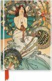 Zápisník Mucha: Monaco Monte Carlo (Foiled Journal) - Flame Tree Publishing