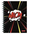 Comic spirálový blok A5 / 100 listů - Herlitz