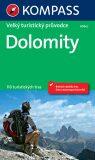 Dolomity - velký tur. průvodce  NKOM - Marco Polo