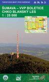 Blanský les / Boletice 1:25 000 -