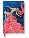 Zápisník Vintage Vogue Cabaret - Nelinkovaný -