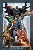 Plakát DC Comics - Justice League group - Pyramid