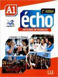 Écho A1: Livre + Portfolio + DVD ROM, 2ed - Jacky Girardet