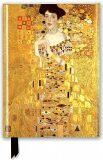 Zápisník Gustav Klimt: Adele Bloch Bauer (Foiled Journal) - Flame Tree Publishing