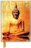 Zápisník Golden Buddha (Foiled Journal) - Flame Tree Publishing