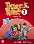 Tiger Time 1 Student´s Book Pack - Carol Read, Mark Ormerod