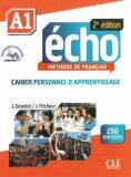 Écho A1: Cahier d´exercices + CD audio, 2ed - Jacky Girardet
