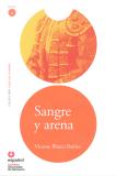 Leer en Espanol 4 SANGRE Y ARENA + CD - Julio Antonio Blasco