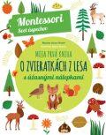 Moja prvá kniha o lesných zvieratkách - Chiara Piroddiová