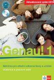 Genau! 1 2018 (A1) – učebnice s pracovním sešitem + CD + Beruf - Klett