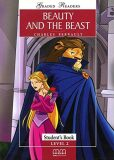 Beauty and the beast (PACK/L+C+CD) - Elizabeth Rudnicková