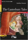 Reading & Training Step 4 B2.1: The Canterbury Tales + CD - Geoffrey Chaucer